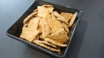 Crackers maison aux graines (vegan)